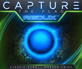 Capture the Flag REDUX -- an Outdoor Adventure Game for Birthday Parties, Team Building & Fun
