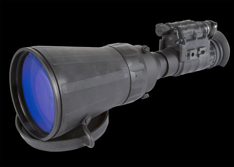 Armasight Avenger 10X Ghost MG Long Range Night Vision Monocular Gen 3 Ghost White Phosphor with XLR-IR850 Illuminator and Manual Gain - Armasight - Dropship Direct Wholesale - 1