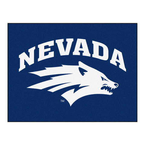 University of Nevada All-Star Mat 33.75x42.5 - FANMATS - Dropship Direct Wholesale