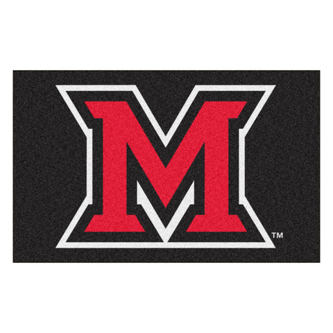 Miami University - OH Ulti-Mat 5x8 - FANMATS - Dropship Direct Wholesale