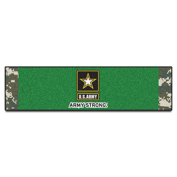 Army Licensed Putting Green Runner - FANMATS - Dropship Direct Wholesale