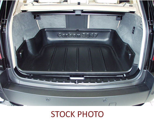 2005-2007 Audi A3 Sportback Original Carbox Cargo Liner - Black - Carbox - Dropship Direct Wholesale