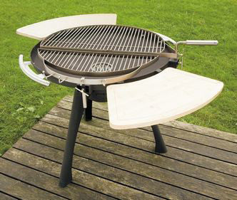 Fire Sense Grilltech Space 800 Charcoal Grill - Fire Sense - Dropship Direct Wholesale
