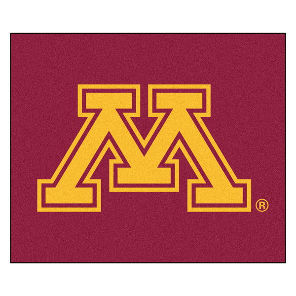 University of Minnesota Tailgater Rug 5x6