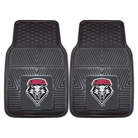 University of New Mexico 2-pc Vinyl Car Mat Set - FANMATS - Dropship Direct Wholesale