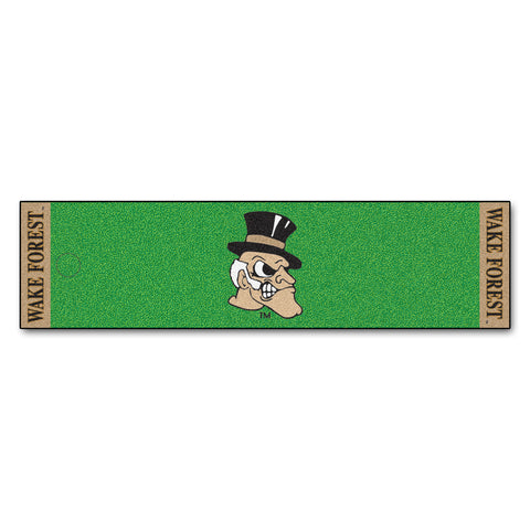 Wake Forest Putting Green Mat - FANMATS - Dropship Direct Wholesale