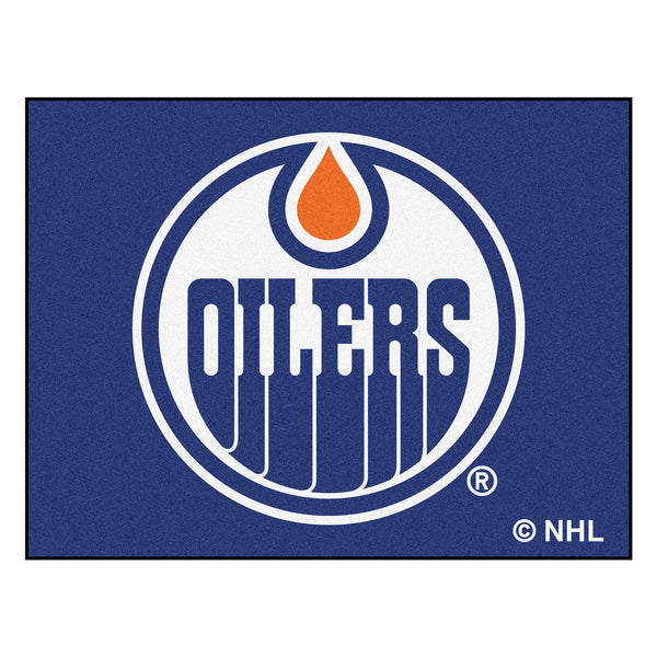 Edmonton Oilers All-Star Mat 33.75x42.5 - FANMATS - Dropship Direct Wholesale