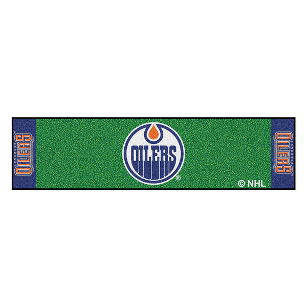 Edmonton Oilers Putting Green Mat - FANMATS - Dropship Direct Wholesale