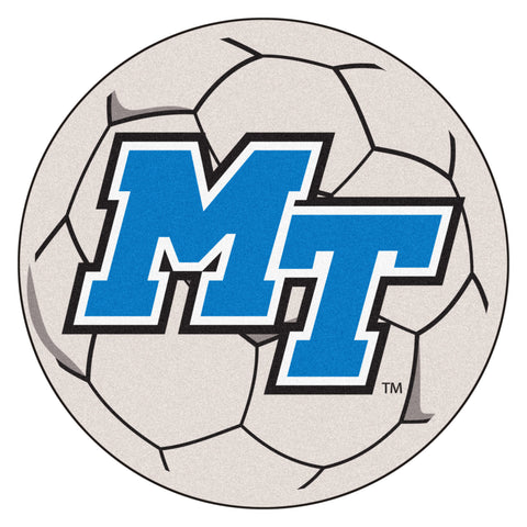 Middle Tennessee State Soccer Ball - FANMATS - Dropship Direct Wholesale