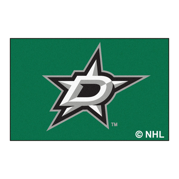 Dallas Stars Starter Mat - FANMATS - Dropship Direct Wholesale