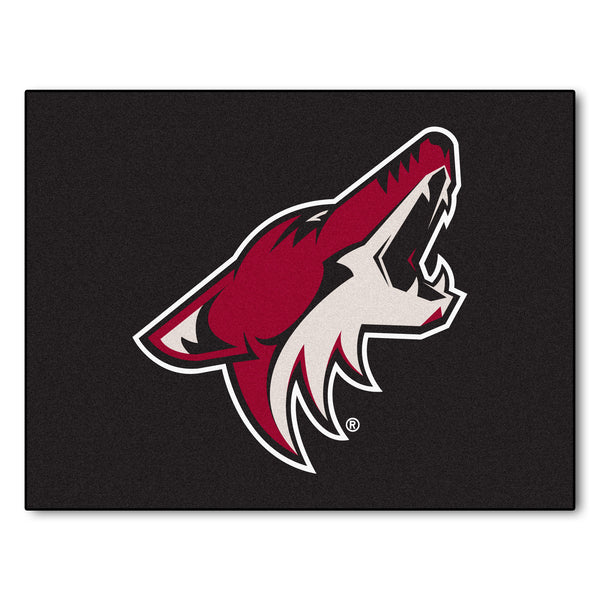 "NHL - Arizona Coyotes All-Star Mat 33.75""x42.5"" - FANMATS - Dropship Direct Wholesale"