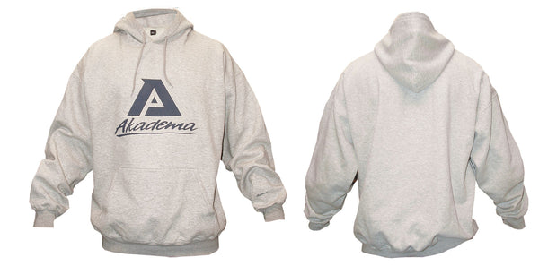 Team Akadema hoody color Gry size YS - Akadema - Dropship Direct Wholesale