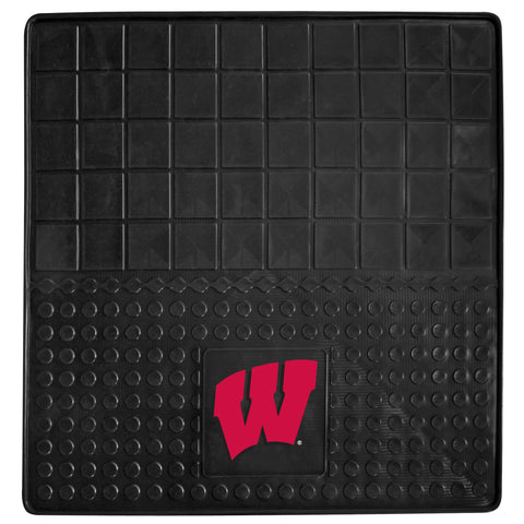 University of Wisconsin Heavy Duty Vinyl Cargo Mat - FANMATS - Dropship Direct Wholesale