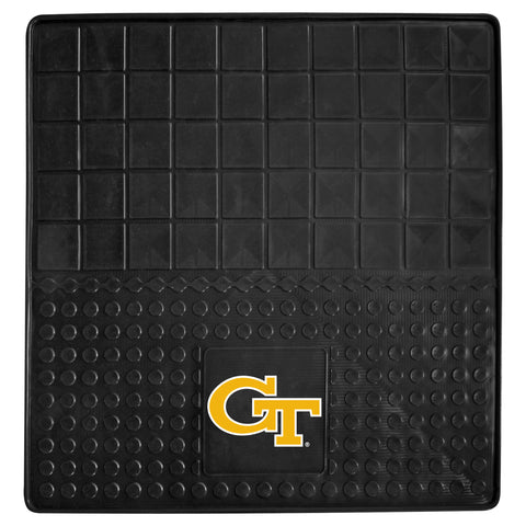 Georgia Tech Heavy Duty Vinyl Cargo Mat - FANMATS - Dropship Direct Wholesale