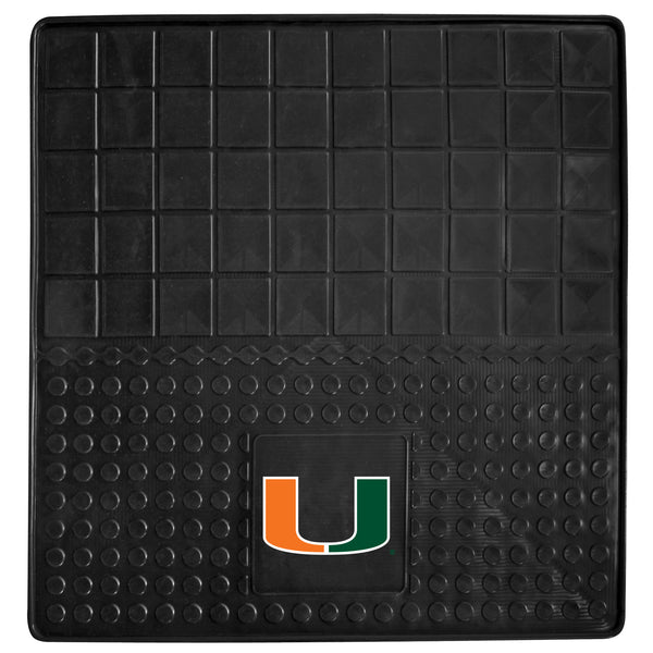 University of Miami Heavy Duty Vinyl Cargo Mat - FANMATS - Dropship Direct Wholesale
