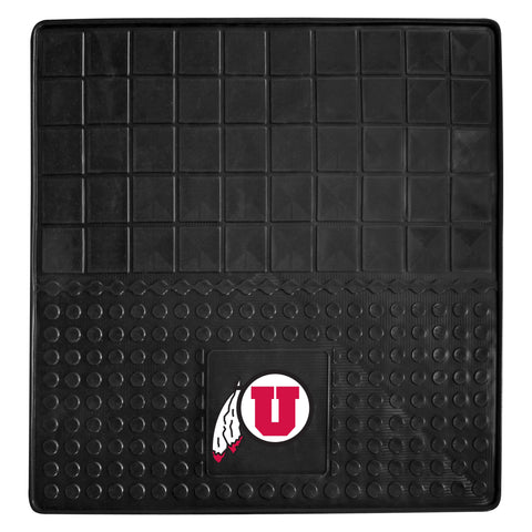 University of Utah Heavy Duty Vinyl Cargo Mat
