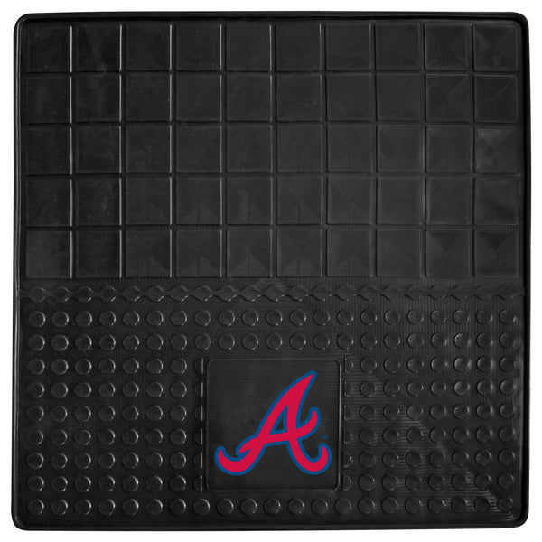 MLB - Atlanta Braves Heavy Duty Vinyl Cargo Mat - FANMATS - Dropship Direct Wholesale