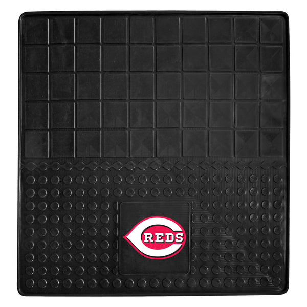 Cincinnati Reds Heavy Duty Vinyl Cargo Mat - FANMATS - Dropship Direct Wholesale