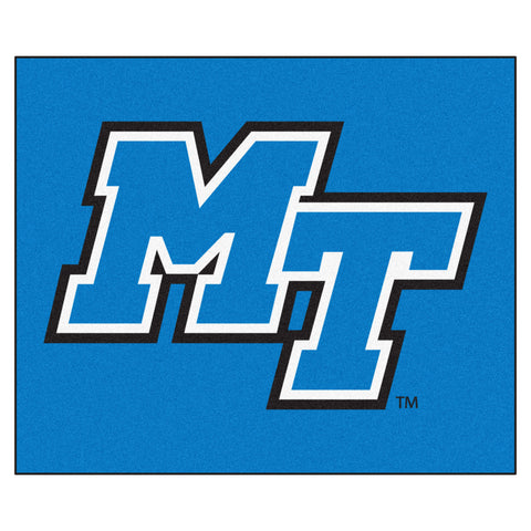 Middle Tennessee State Tailgater Rug 5x6 - FANMATS - Dropship Direct Wholesale