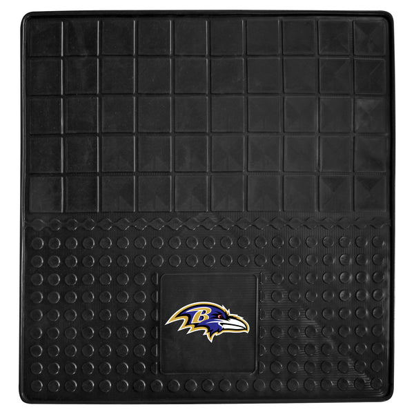Baltimore Ravens Heavy Duty Vinyl Cargo Mat - FANMATS - Dropship Direct Wholesale