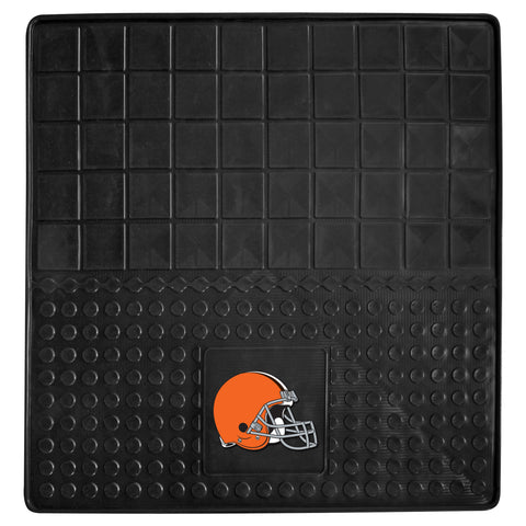 Cleveland Browns Heavy Duty Vinyl Cargo Mat - FANMATS - Dropship Direct Wholesale