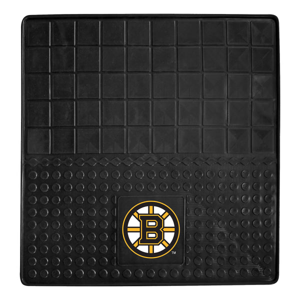 Boston Bruins Heavy Duty Vinyl Cargo Mat - FANMATS - Dropship Direct Wholesale