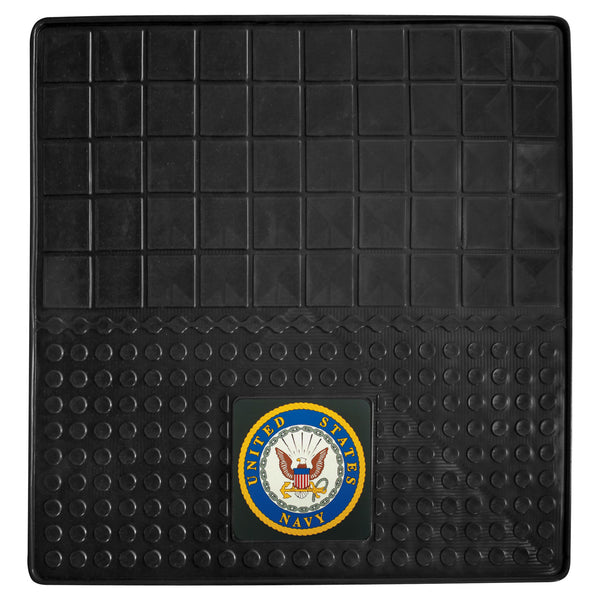 Navy Licensed Heavy Duty Vinyl Cargo Mat - FANMATS - Dropship Direct Wholesale
