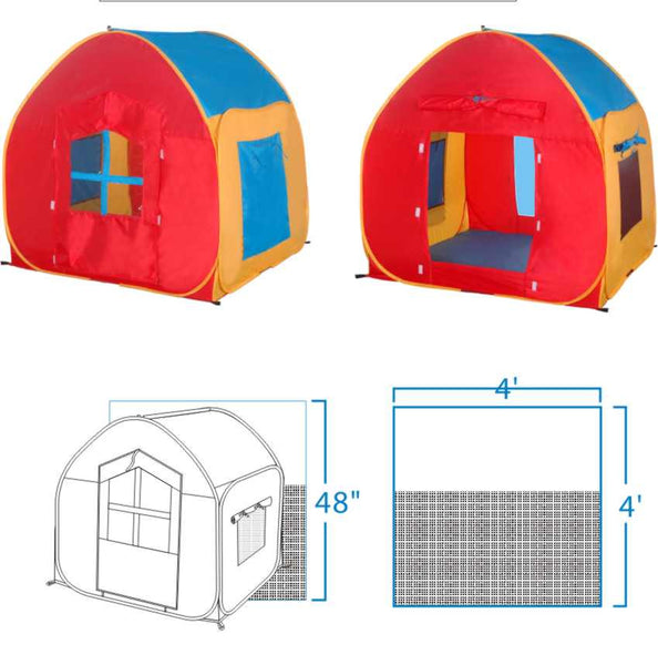 My First house play tent - Gigatent - Dropship Direct Wholesale