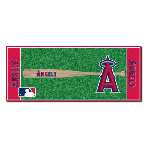 Los Angeles Angels Baseball Runner 30x72 - FANMATS - Dropship Direct Wholesale