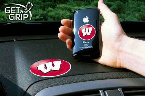 University of Wisconsin Get a Grip - FANMATS - Dropship Direct Wholesale