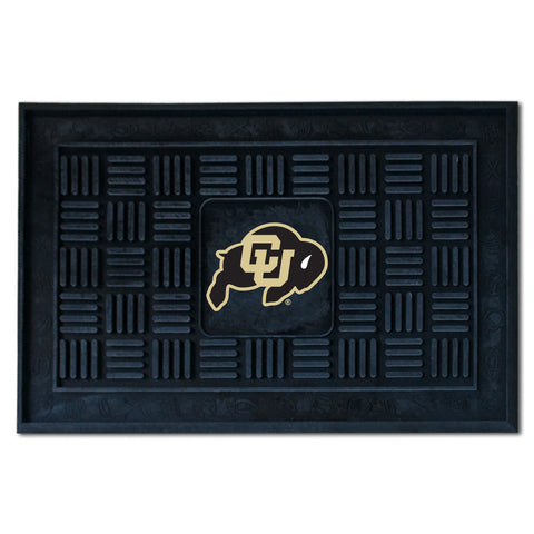 University of Colorado Medallion Door Mat - FANMATS - Dropship Direct Wholesale