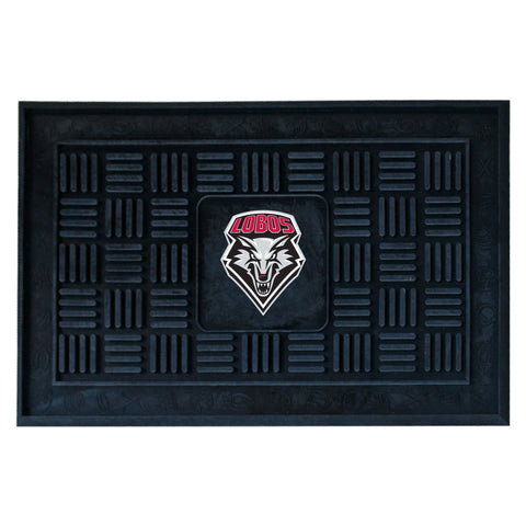 University of New Mexico Medallion Door Mat - FANMATS - Dropship Direct Wholesale