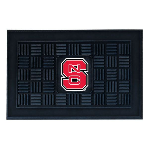 NC State Medallion Door Mat - FANMATS - Dropship Direct Wholesale