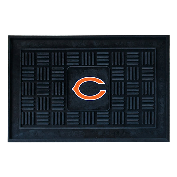 Chicago Bears Medallion Door Mat - FANMATS - Dropship Direct Wholesale