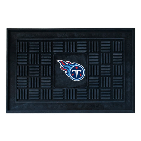 Tennessee Titans Medallion Door Mat - FANMATS - Dropship Direct Wholesale