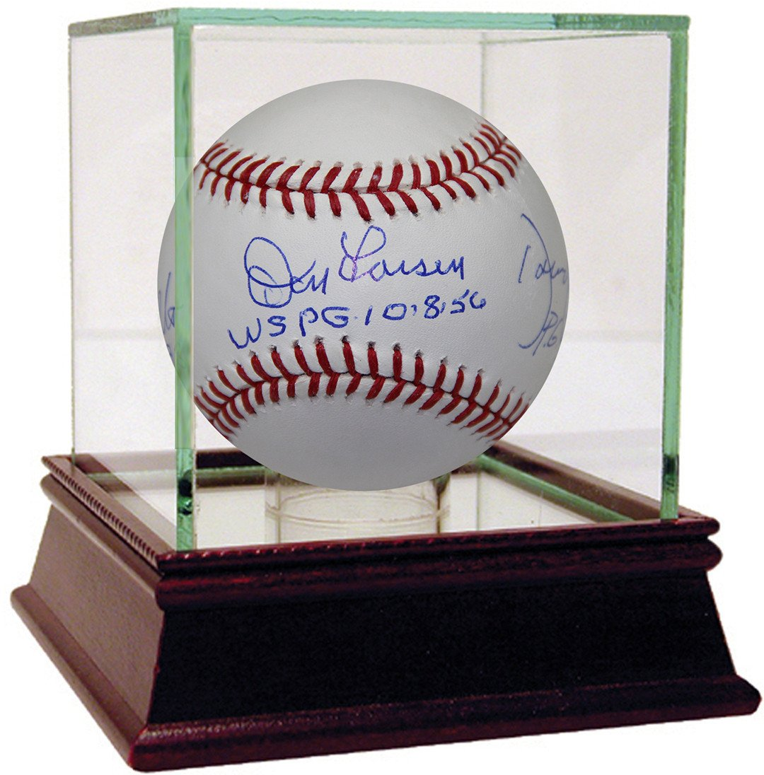 David Cone/ Don Larsen/ David Wells PG Inscription MLB Baseball MLB Auth