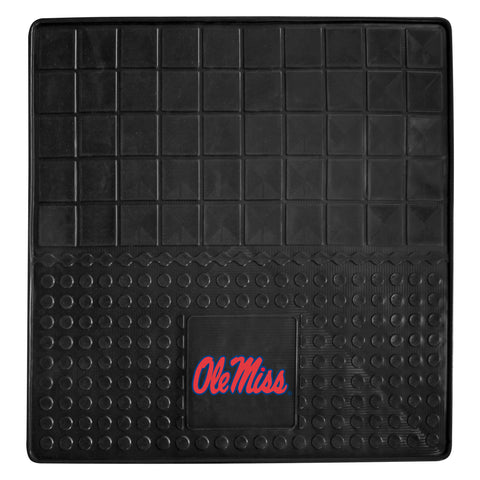 University of Mississippi Heavy Duty Vinyl Cargo Mat - FANMATS - Dropship Direct Wholesale