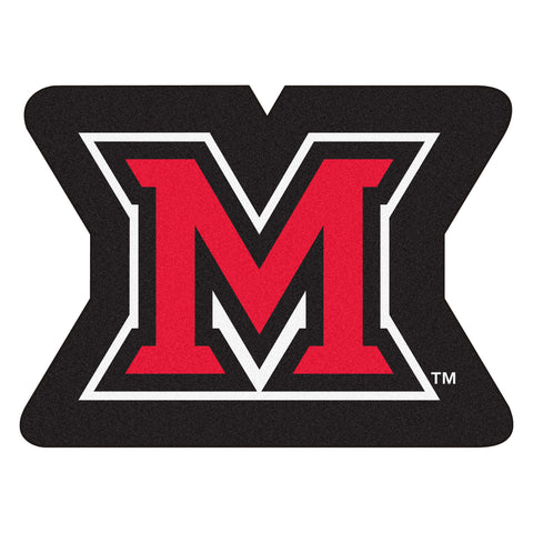 Miami University - OH Mascot Mat - FANMATS - Dropship Direct Wholesale