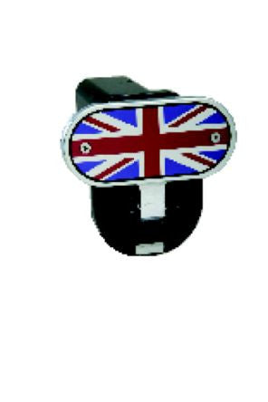 British Flag - Image Line - 2 Inch Fold Down Step Hitch - DefenderWorx - Dropship Direct Wholesale