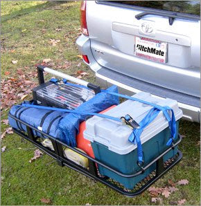 HitchMate CargoLoad Mounted Cargo Carrier 2-Inch Receiver - HitchMate - Dropship Direct Wholesale