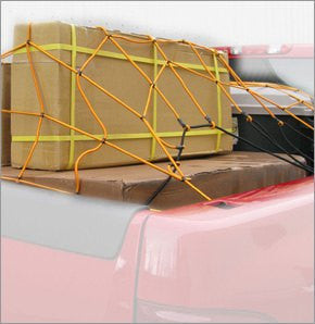 HitchMate 5 X 8 Cargo Stretch Web and Bag with 12 Hook - HitchMate - Dropship Direct Wholesale
