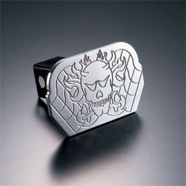 All Sales Skull Hitch Cover - AMI - Dropship Direct Wholesale
