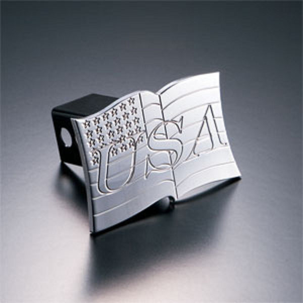 All Sales USA Flag Hitch Cover - AMI - Dropship Direct Wholesale