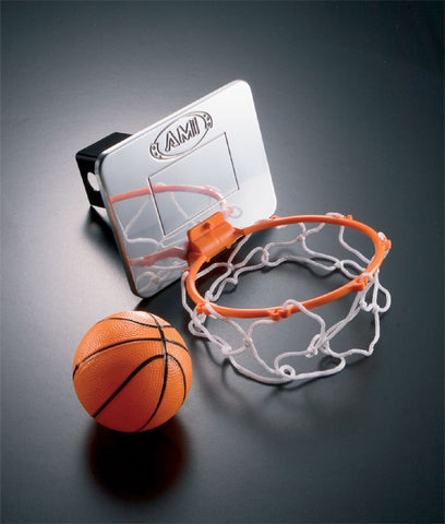 All Sales Basketball HOOP Hitch Cover - AMI - Dropship Direct Wholesale