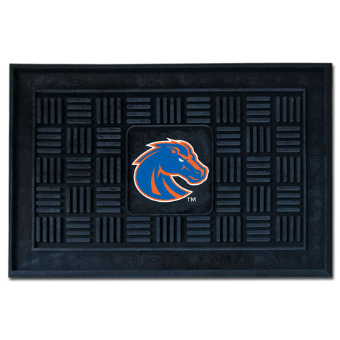 Boise State Medallion Door Mat - FANMATS - Dropship Direct Wholesale