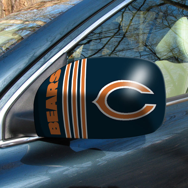 Chicago Bears Small Mirror Cover - FANMATS - Dropship Direct Wholesale