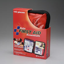 143 Piece auto kit- large softsided case- 1 ea. - First Aid Only - Dropship Direct Wholesale