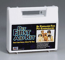 44 Piece pet kit- large plastic case- 1 ea. - First Aid Only - Dropship Direct Wholesale