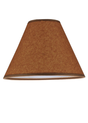10 Inch W X 7 Inch H Parchment Oil Shade - Meyda - Dropship Direct Wholesale