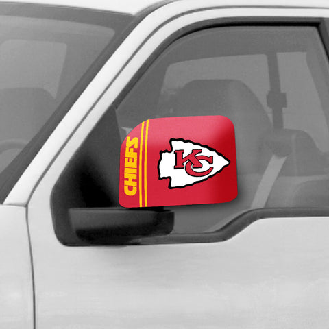 Kansas City Chiefs Large Mirror Cover - FANMATS - Dropship Direct Wholesale
